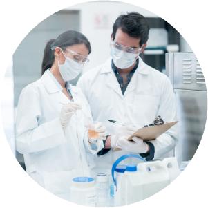 Opleiding chemische agentia
